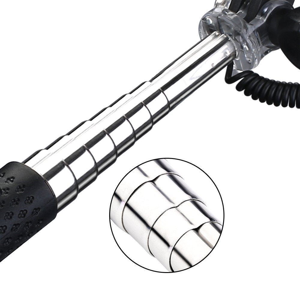 Extendable Mini Monopod with 3.5mm Wire Connecting Selfie Stick