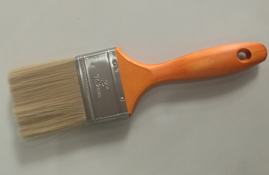 American Style Painting Brush with Wooden Handle
