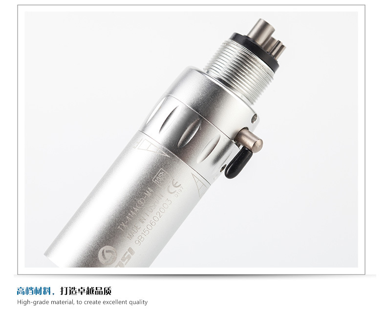 Hotselling Low Speed Inner Water Spray Air Motor Handpiece NSK Compatible