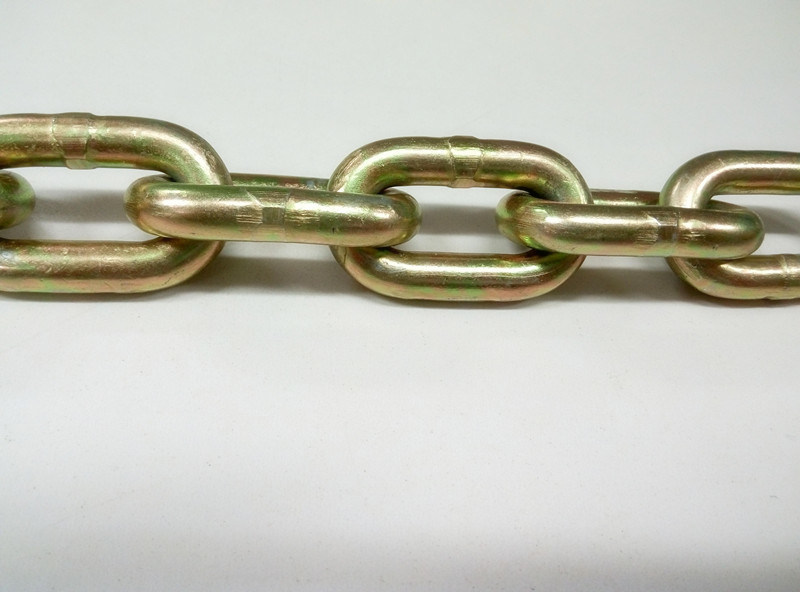 High Test Coil Chain Straight Link Chain