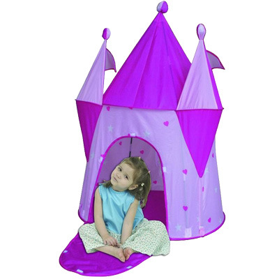 Hight Quality Foldable Kids Tent Outdoor Gazebo Camping Tent Princess Castle Ca-Kt8715
