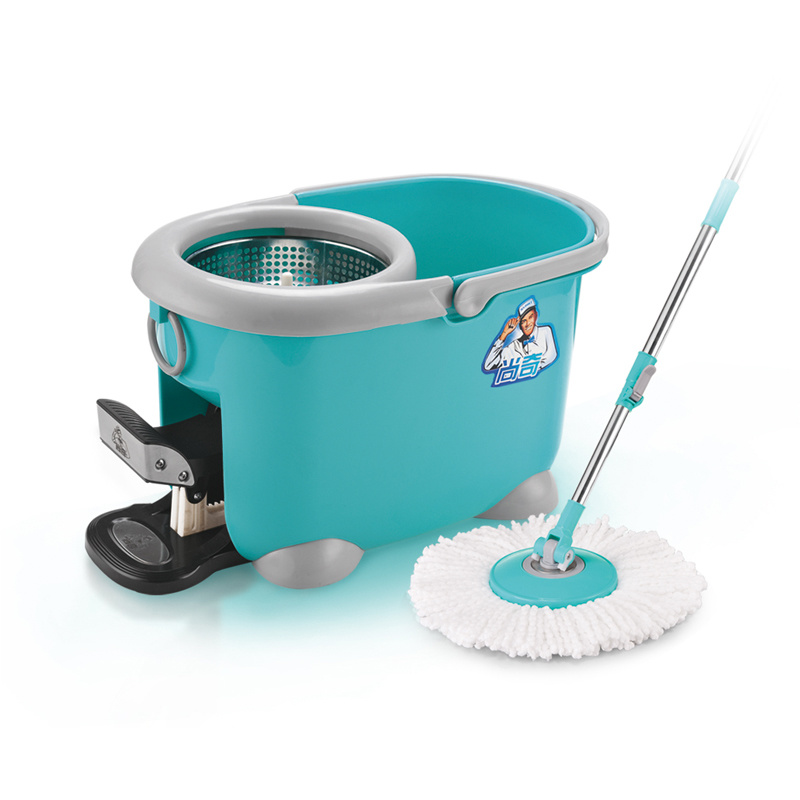4 Drive Spin Mop with Pedal