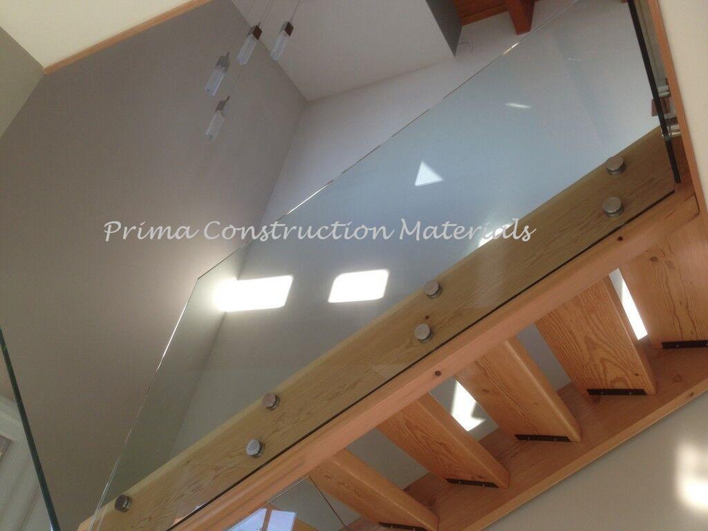 Frameless Glass Railing (PR-02)