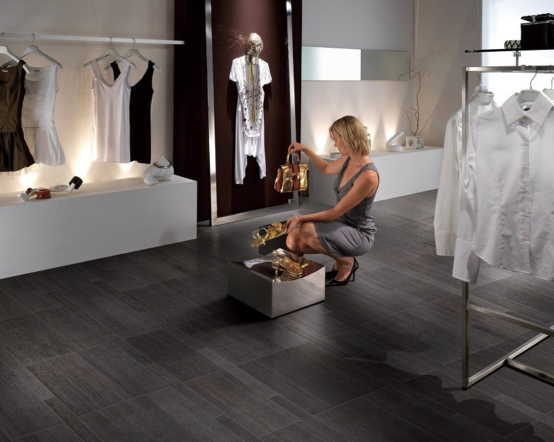 Italian Design New Cement Wood Flooring and Wall Tile (SN04)