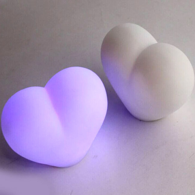 Egg Shape Mini Kids LED Night Light for Promotion Gifts (4030)