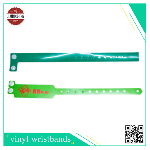 Tyvek Reflective Bracelet for Party