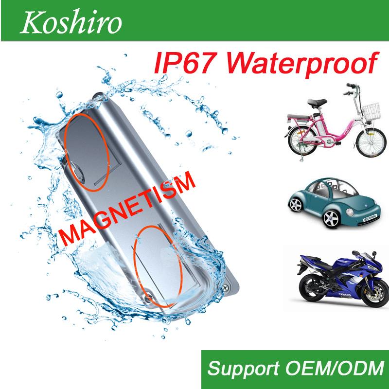 Motorcycle, Electric Motor Car GPS Tracker