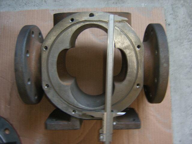 Pump Body for Gearpumps