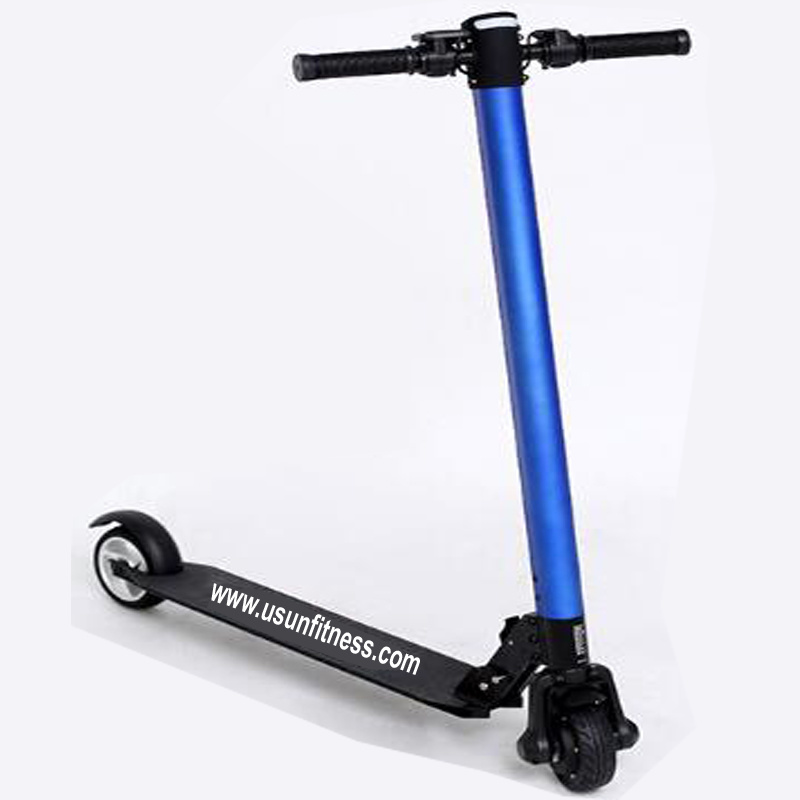 New Design Aluminum Alloy Folding Electric Scooter with LCD Display