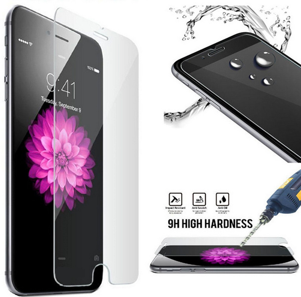High Quality Touch Screen Tempered Glass Screen Protector for iPhone7plus