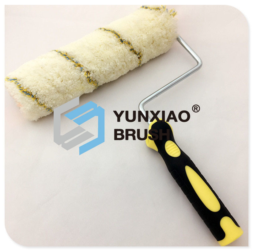 Micofiber Paint Roller Brush with Roller Frame Hand Tool