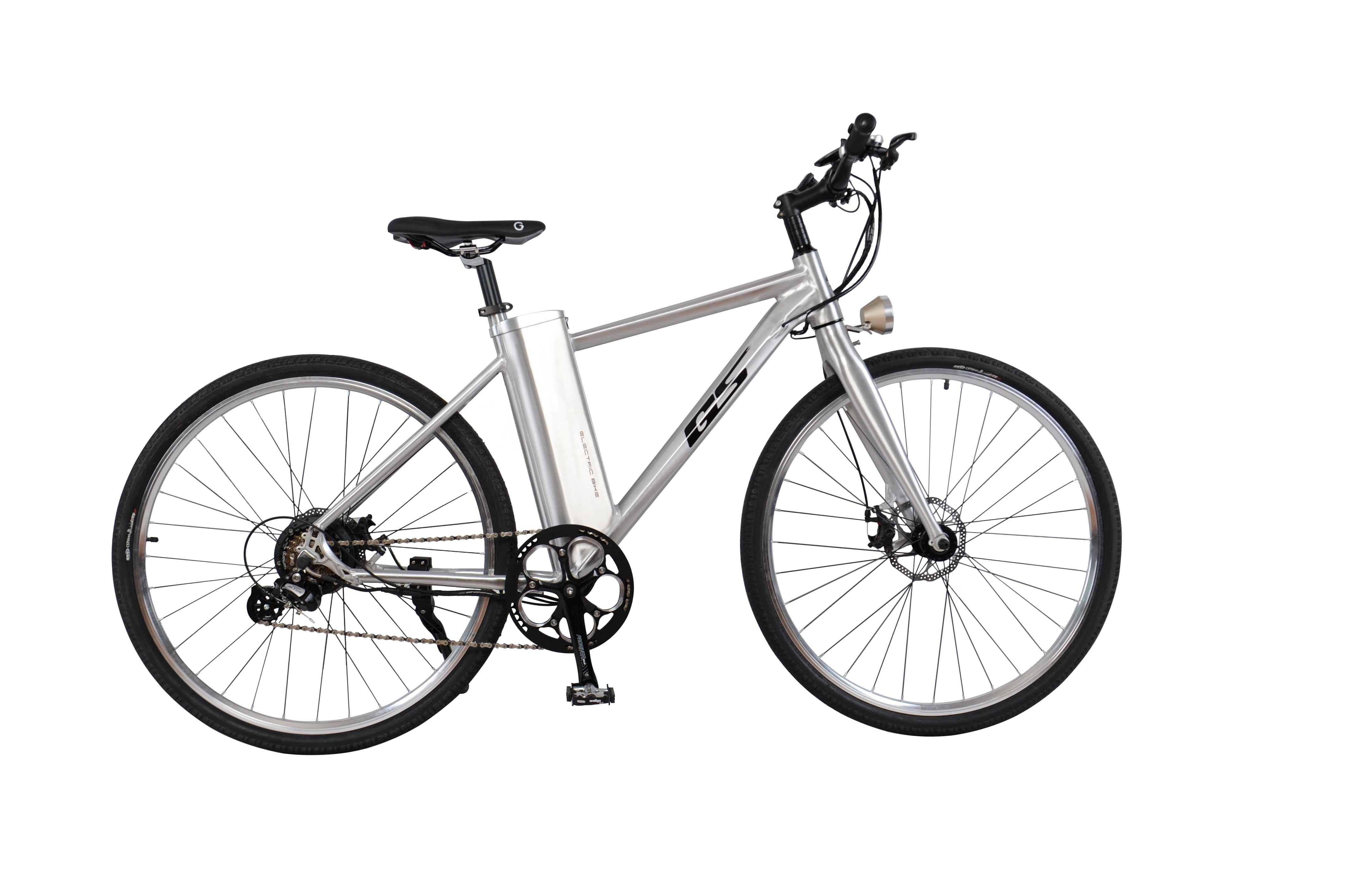 700cc Wheel 250W 36V Battery Aluminum Alloy Frame E-Bike