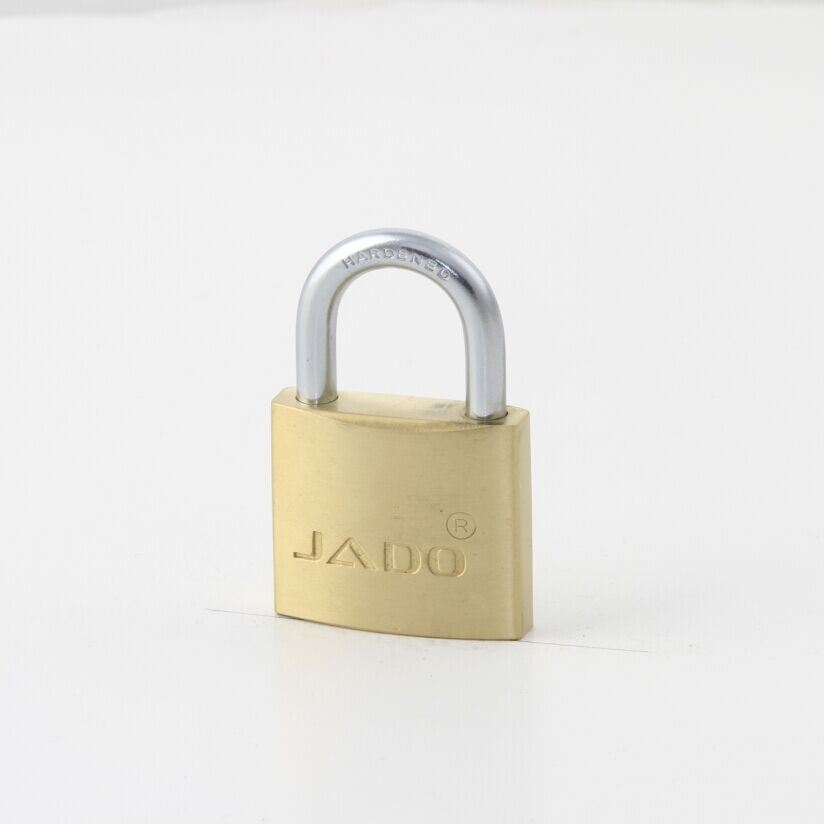 High Quality Europe Type MID-Heavy Duty Brass Padlock Factory Price