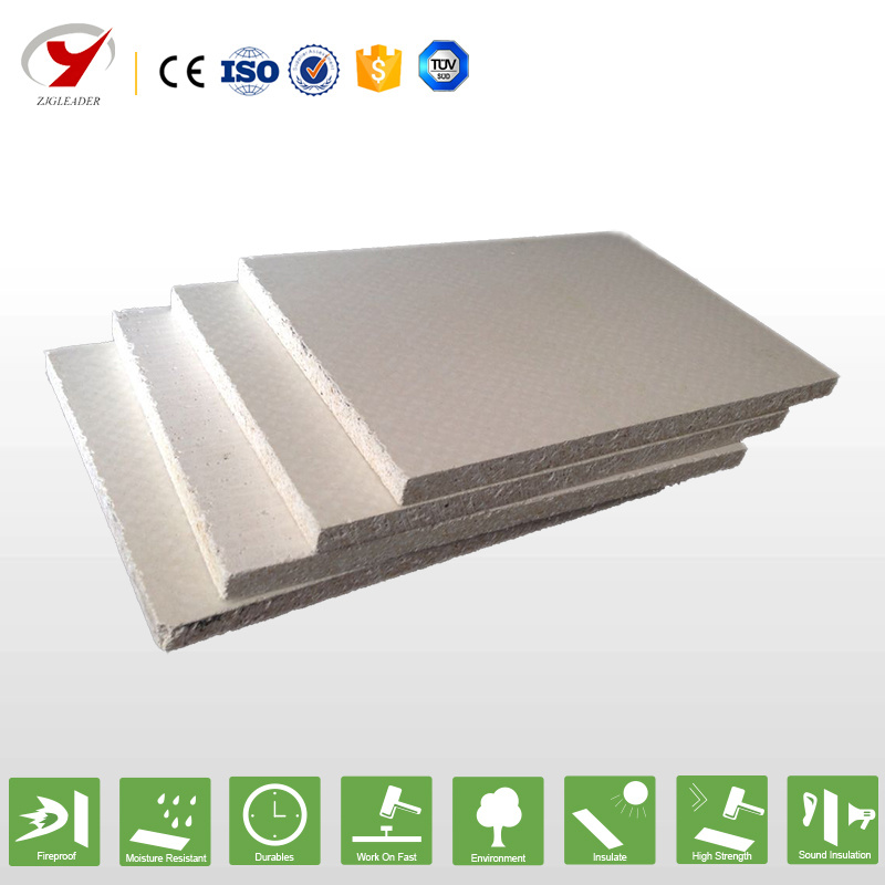 Magnesium Oxide Board Fire Retardant Panel