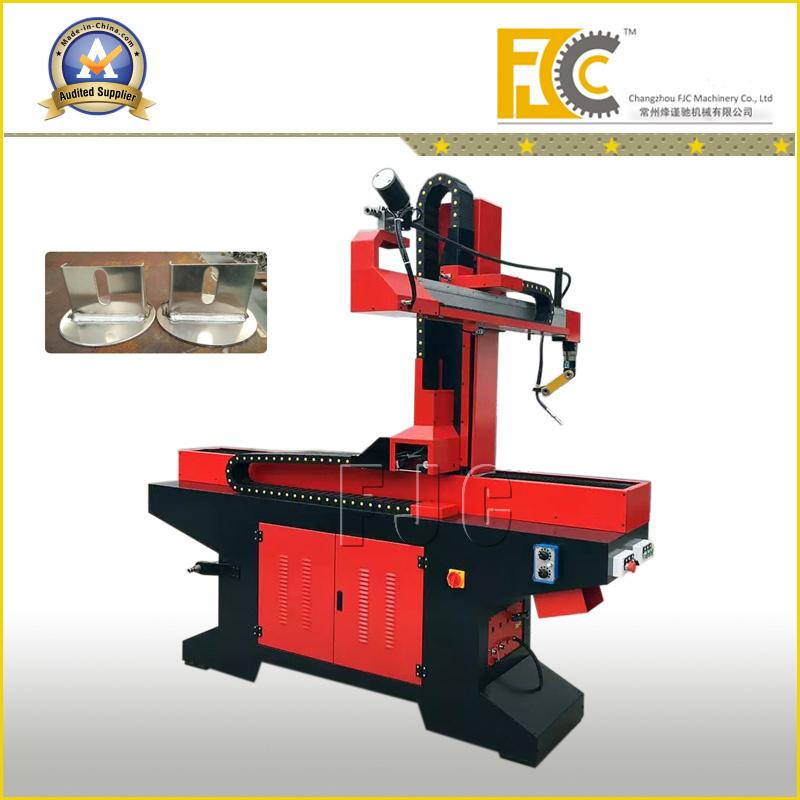 Air Receiver Compressor Aluminous Holder Shelf Welding Machine by Automatically