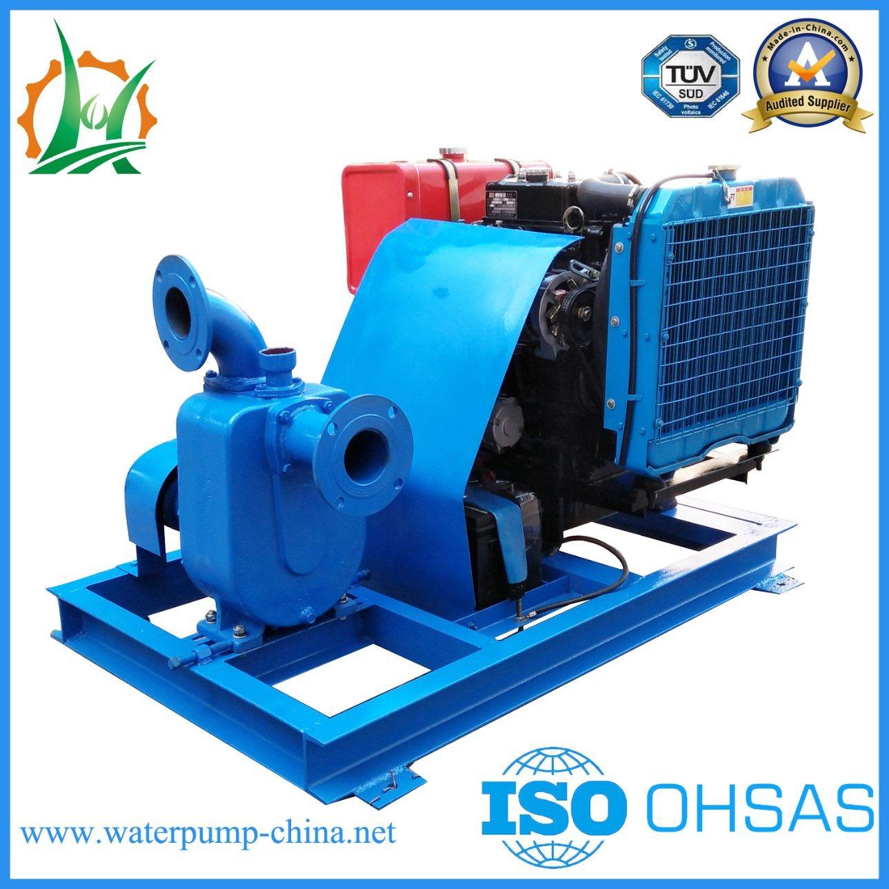 3 Inch Self Priming Agricultural Spray Diesel Pump