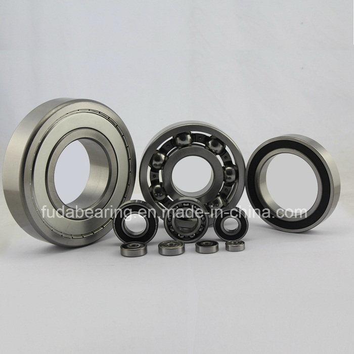 Gcr15 Zz 2RS Deep Groove Ball Bearings 6302 ZZ for Motors
