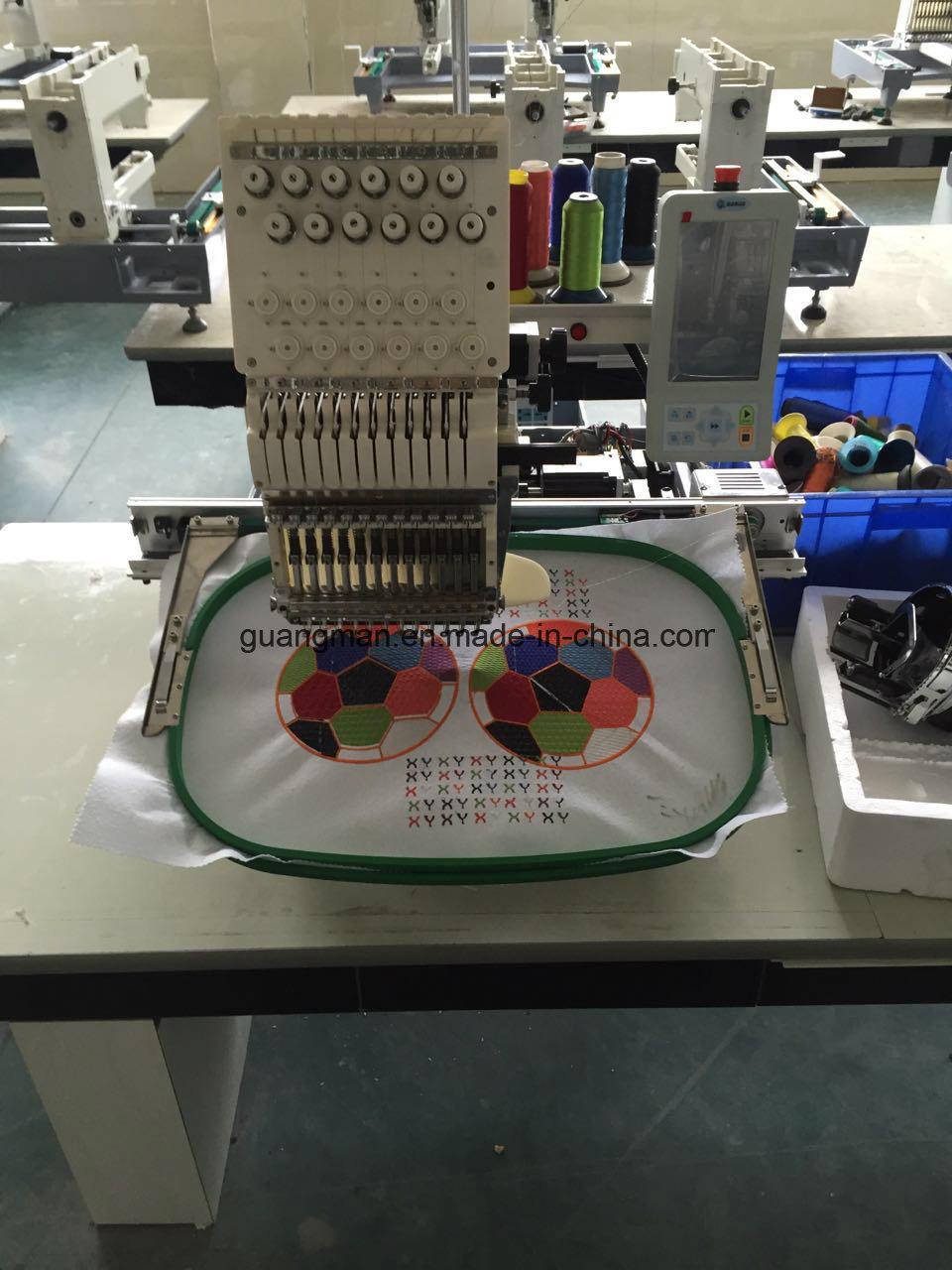 Hye-T1501/400*400 Cap T-Shirts Embroidery Machine