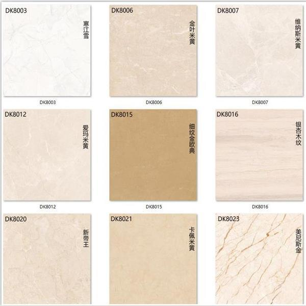 Full Polished Glazed Porcelain Floor Tile From Linyi
