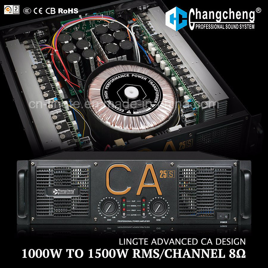 CAS New Ca Circuit Design Class H Professional Power Amplifier