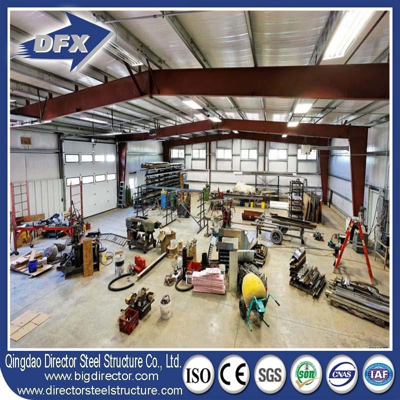 Multipurpose Fabricated Steel Metal Warehouse