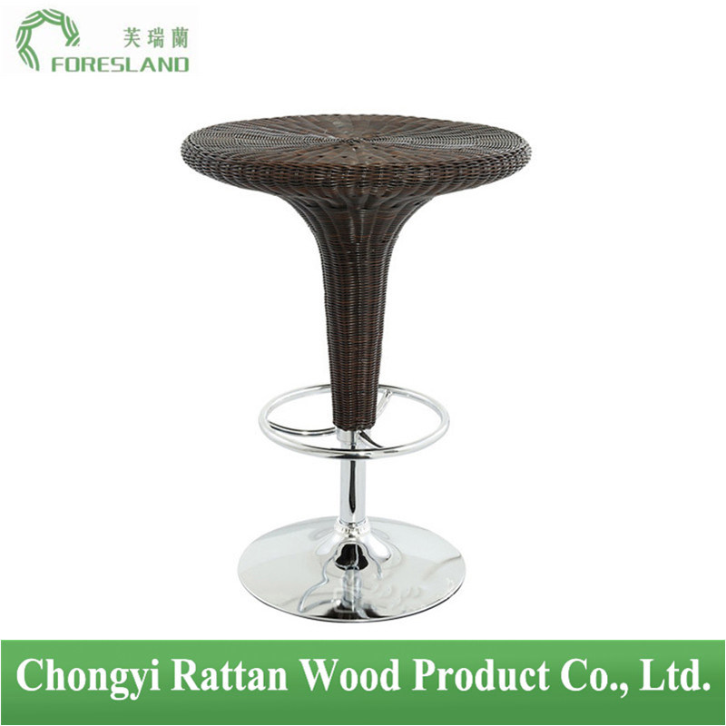 PE Rattan Weaving Bar Table PT-04
