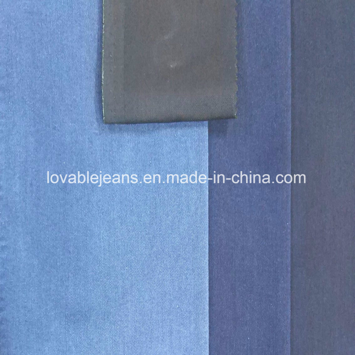 Quality Denim Fabric for Jeans (KL106)