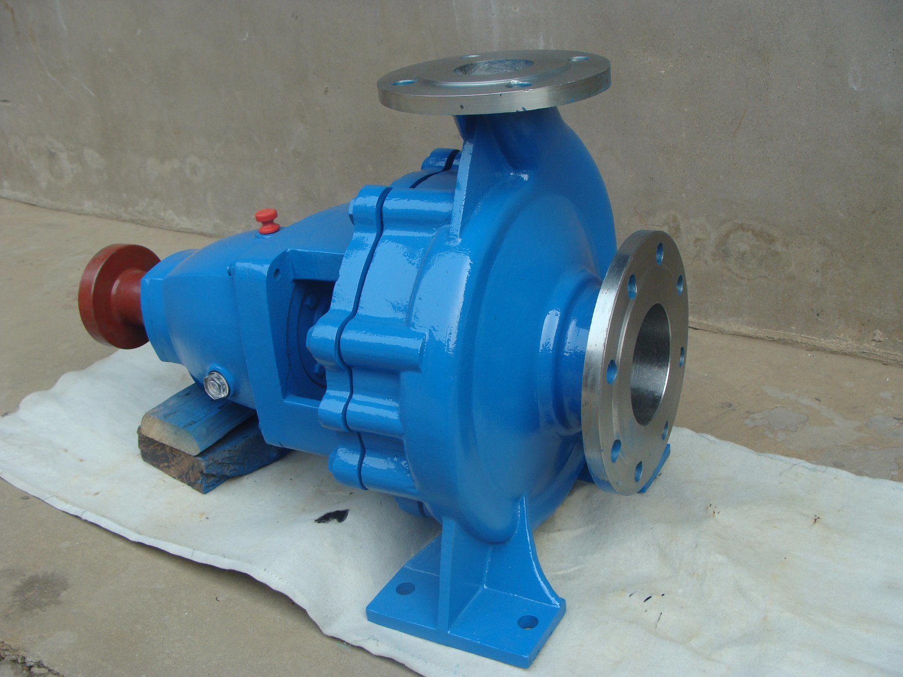 Horizontal Cantilever Stainless Steel Chemical Process Centrifugal Water Pump