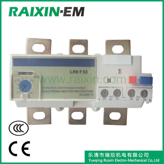 Raixin Lr9-F5357 Thermal Relay 30~51A for Contactor D115-D150 (F115-F185)