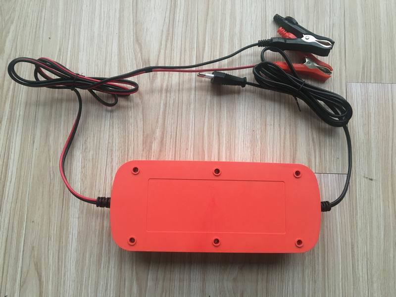Inteligent Battery Charger for Car