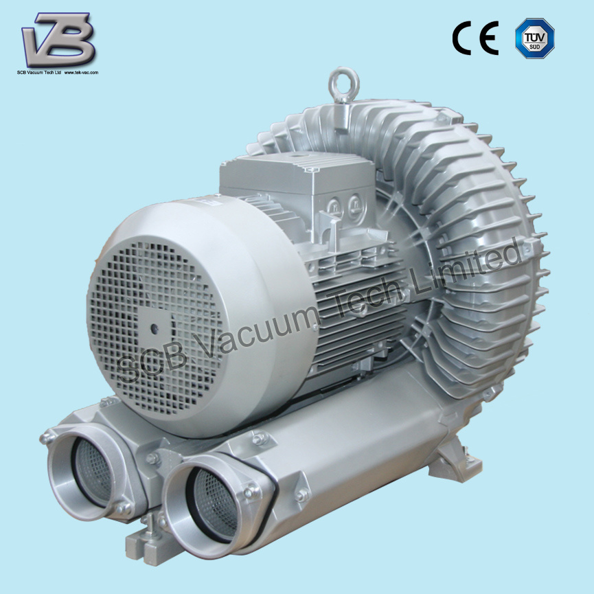 Scb Regenerative Blower for Plastics Conveying Systems
