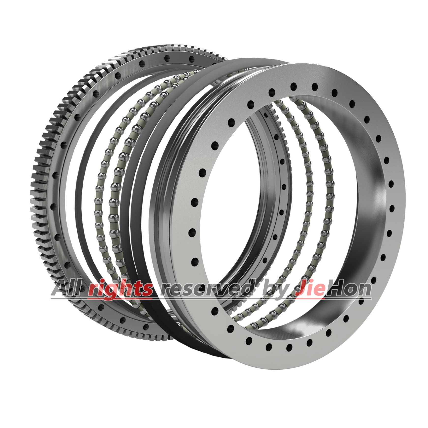 Experienced Single Row Ball Slewing Ring Bearing Manufacturer Since 2011