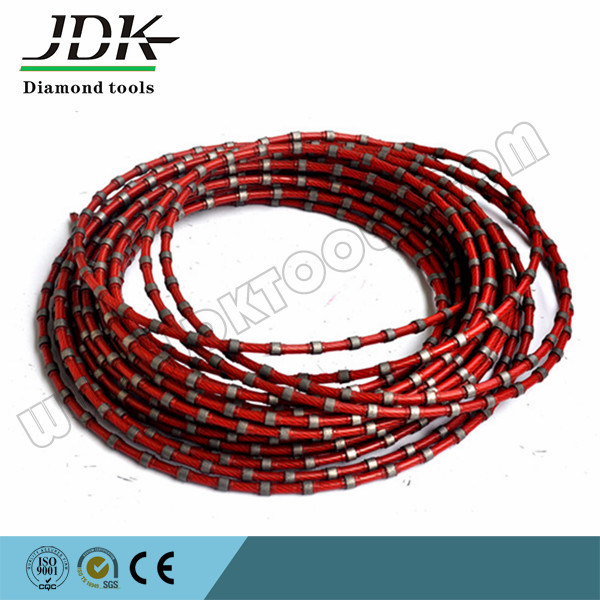 Plastic Wire Saw Diamond Tools for Granite Profiling Tools