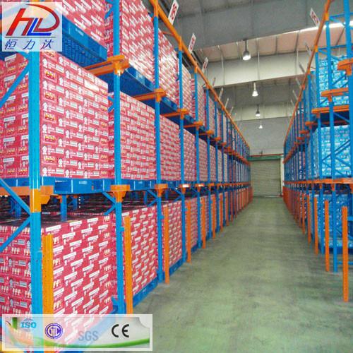 Professional Design Warehouse Storage Pallet Racking