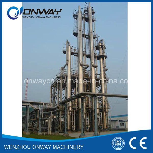 Jh High Efficient Fatory Price High Purity Solvent Acetonitrile Ethanol Alcohol Distillery Equipments Ethanol Continuous Distillation Equipment Water Distiller