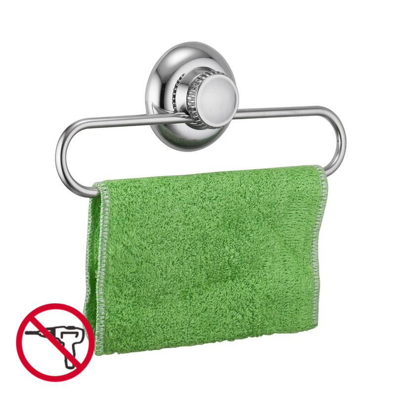 Vacuum Stainless Steel Kitchen Tea Cloth/Towel Holder