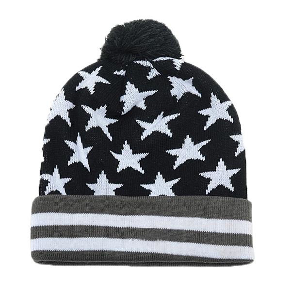 Wholesale Winter Jacquard Beanie Hat