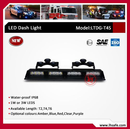New LED Visor Warning Light (LTDG-T4S-4)