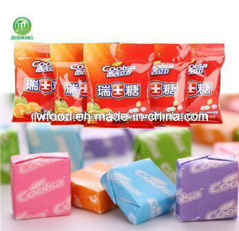 Coolsa 35g Assorted Fruit Swiss Sugar for Kids Within Polybag