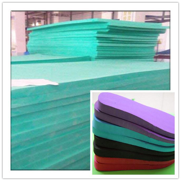 High Elasticity EVA Foam for Moulded Packing Shape