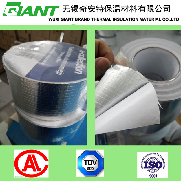 Reinforced Aluminum Foil Faced Fiberglass or Mineral Wool Thermal Insulation