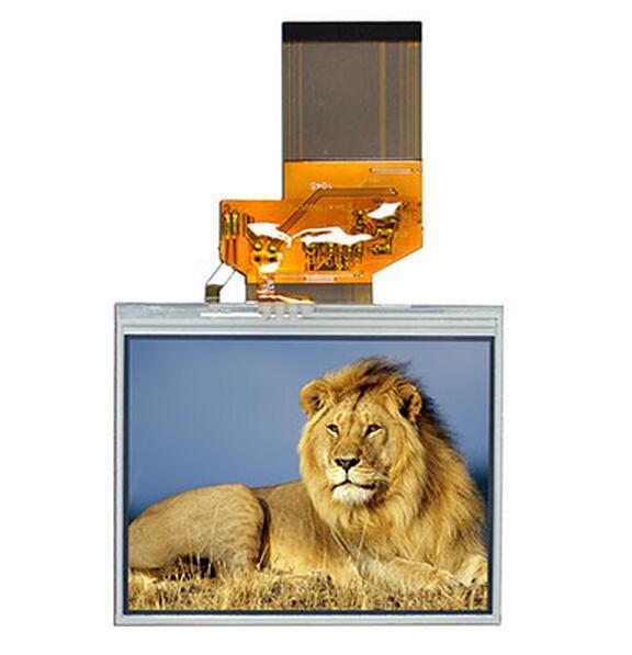 "Rg035qtt-05 3.45"" LCD Module 320X240 Display Camcorder Screen"