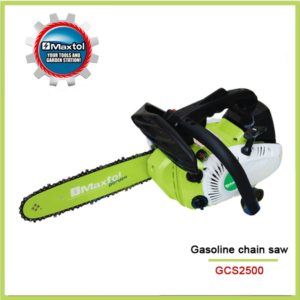 "12"" 25cc Gasoline Chain Saw (GCS2500)"