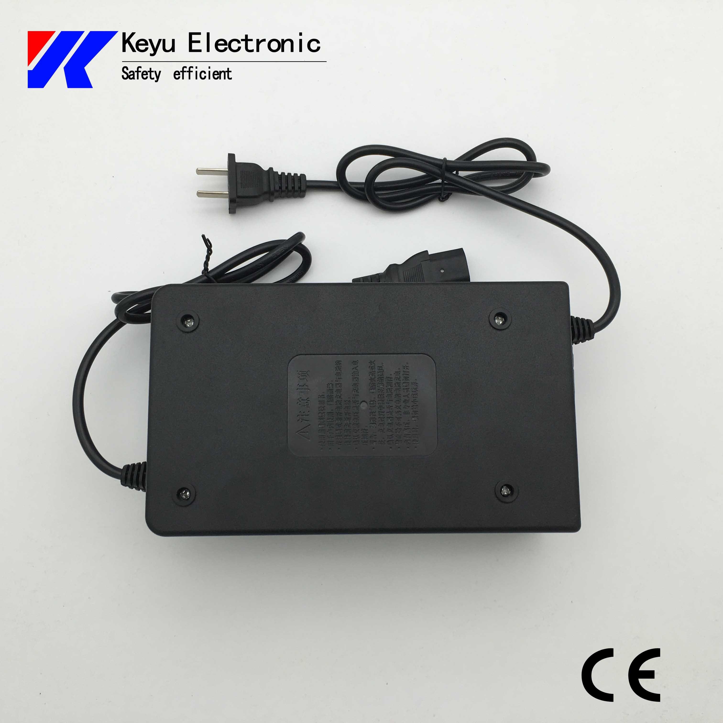Ke Yu Ebike Charger (Lead Acid battery) 48V-30ah