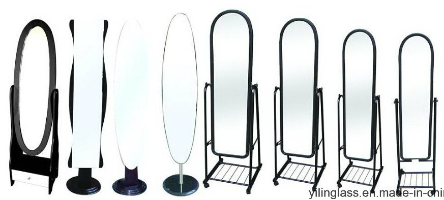 Copper Free Safety Dressing Mirror with 4mm 5mm 6mm