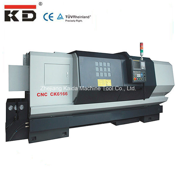 Customized High Precision Quality CE CNC Lathe Machine Ck6166