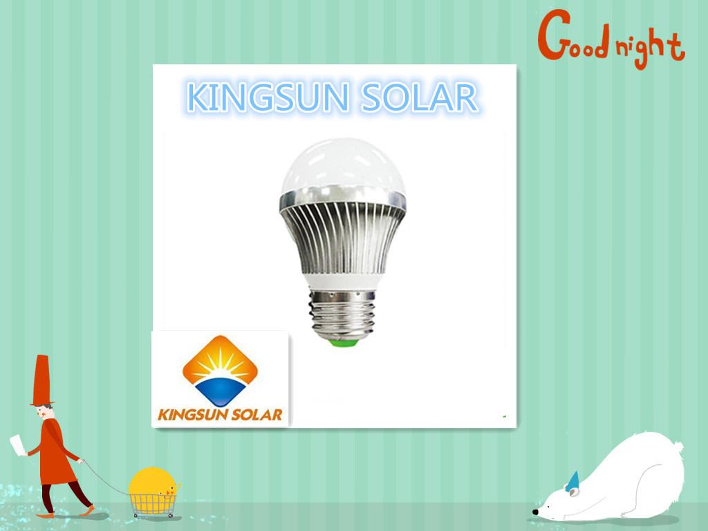 Simple LED Ball Bulb (KS-7W-B)
