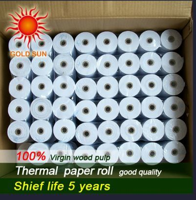 Thermal Paper for Printer, Fax Machine, ATM and Cash Register