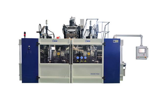 Blow Molding Machine B20d-750 (2 Stations 2 Cavities)