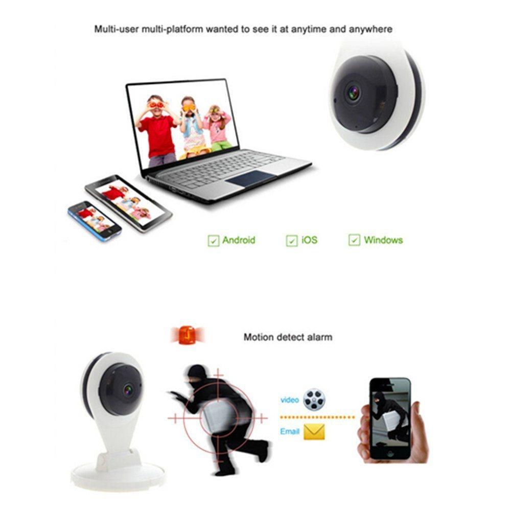 Mini IP Camera Wireless WiFi Camera